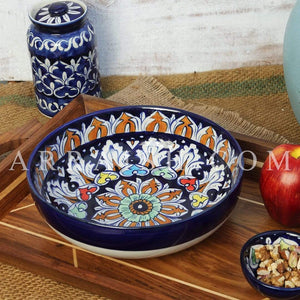 Ceramics Tranquility Serving Bowl