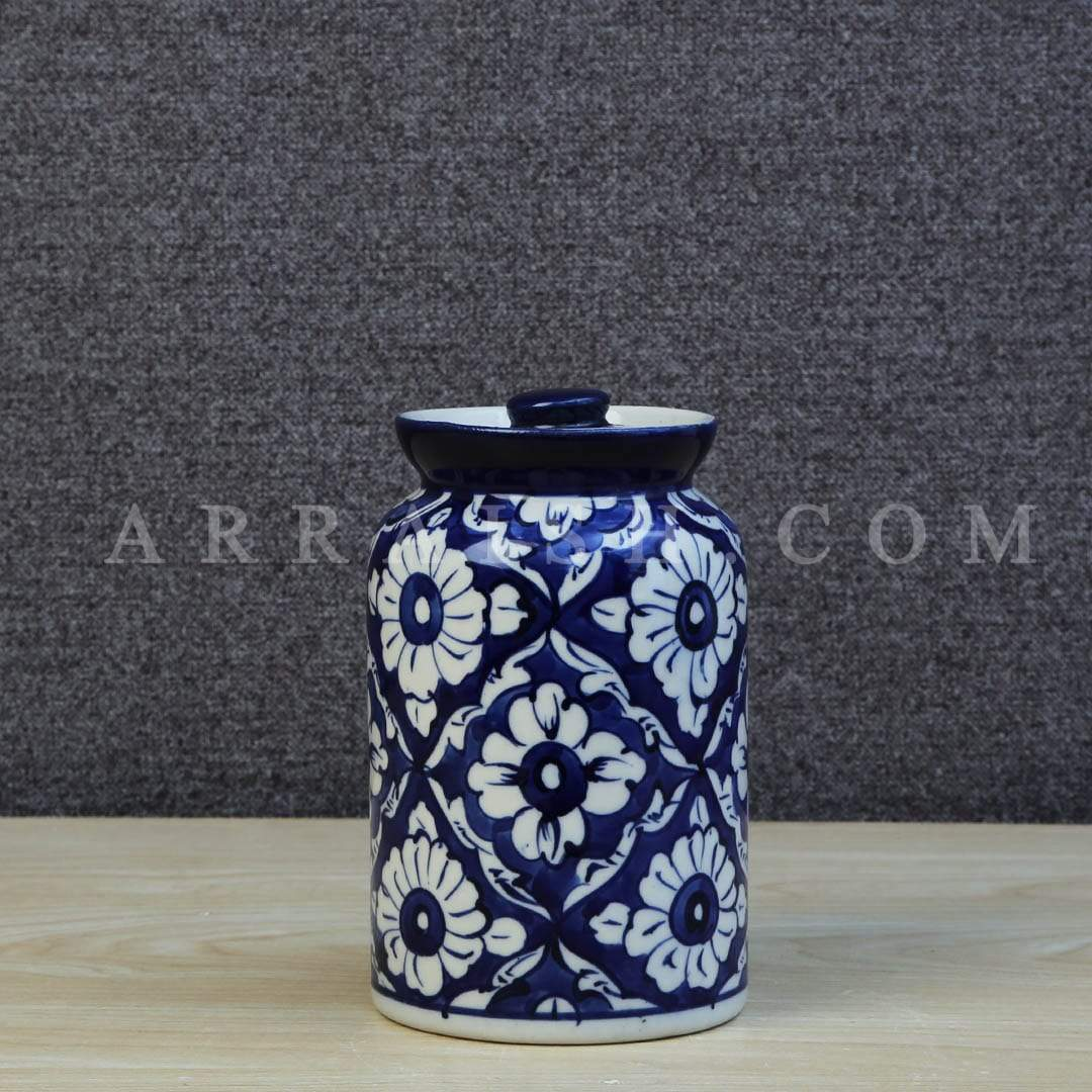 Jars Blue Diamond Jar