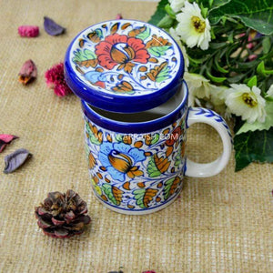 Spring Patterns Cover Mug