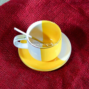 Yellow Tea Mug