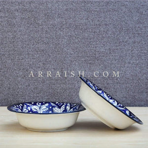Plates & Platters Blue Felicity Small Plate - Set of 2