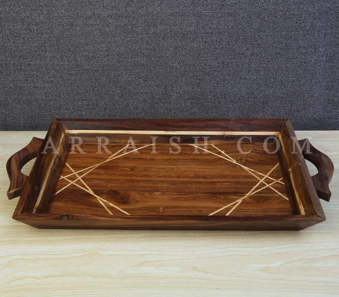 Wood Menlo Wooden Tray