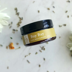 Bay Bay Shea Moisturizer - Sénica skin care moisturize dry, sensitive and eczema, prone skin.