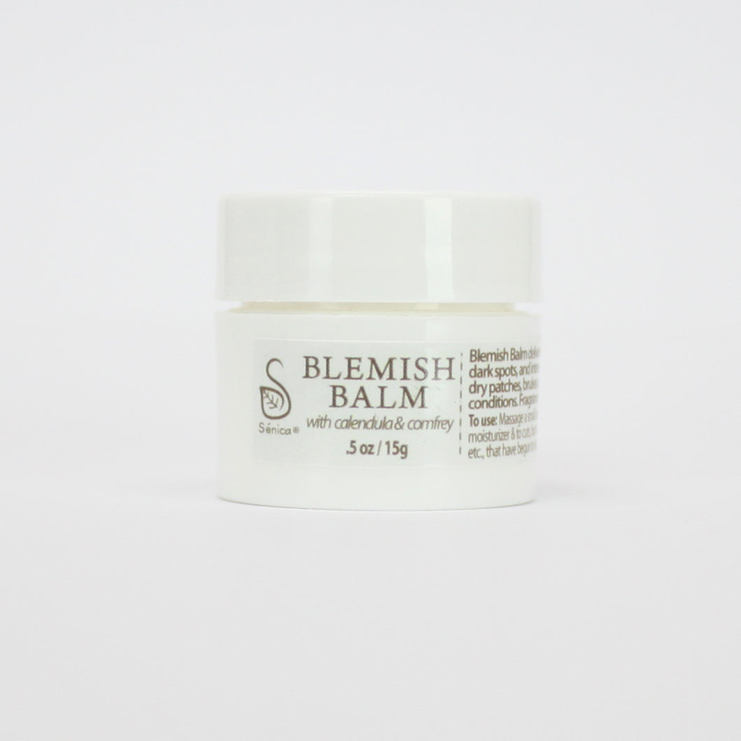 Blemish Balm moisturizer for dry skin and eczema