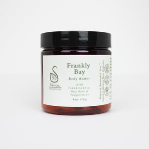 Frankly Bay Body Butter - Sénica skin care moisturize dry, sensitive and eczema, prone skin.
