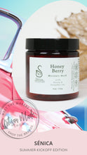 Load image into Gallery viewer, Honey Berry Moisture Mask - Sénica Test Kitchen