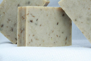 Lanbéli Soap Bar - Sénica skin care moisturize dry, sensitive and eczema, prone skin.