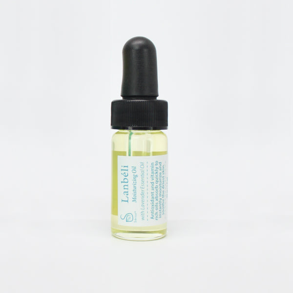 Lanbéli Body Oil (Trial + Travel Size) - Sénica skin care moisturize dry, sensitive and eczema, prone skin.