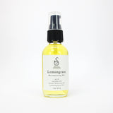 Lemongrass Body Oil - Sénica Test Kitchen - Sénica skin care moisturize dry, sensitive and eczema, prone skin.