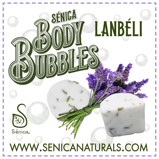 Lanbéli Body Bubbles