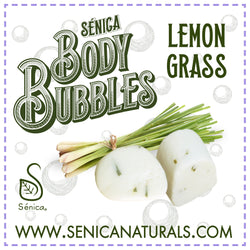 Lemongrass Body Bubbles