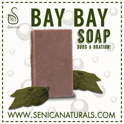 Bay Bay Soap Bar - Sénica skin care moisturize dry, sensitive and eczema, prone skin.