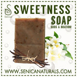 Sweetness Soap - Sénica skin care moisturize dry, sensitive and eczema, prone skin.
