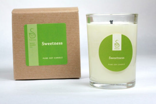 Sweetness Soy Candle