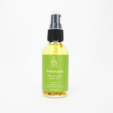 Load image into Gallery viewer, Sweetness Body Oil - Sénica skin care moisturize dry, sensitive and eczema, prone skin.