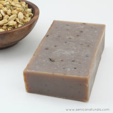 Load image into Gallery viewer, Sweetness Soap Bar - Sénica skin care moisturize dry, sensitive and eczema, prone skin.