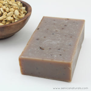 Sweetness Soap Bar - Sénica skin care moisturize dry, sensitive and eczema, prone skin.