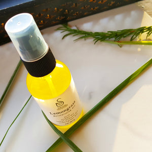 Lemongrass Body Oil - Sénica Test Kitchen