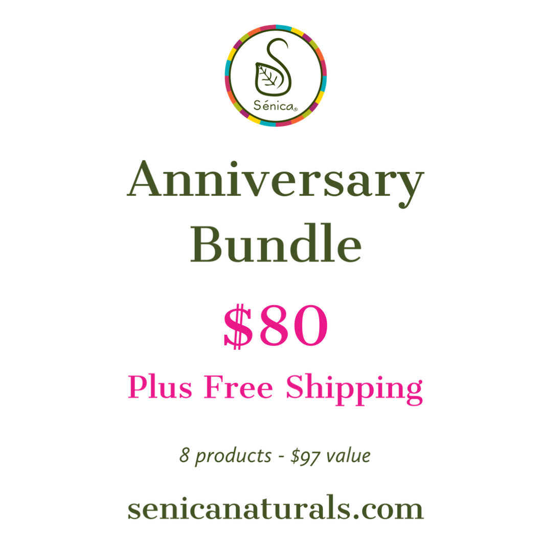 Anniversary Bundle (Plus Free Shipping)