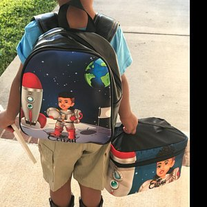 Medium Backpack Dimensions