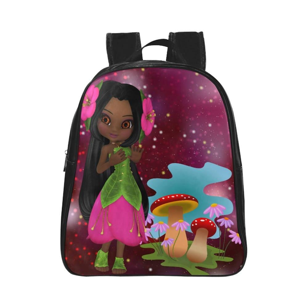Melanin , Backpack , Black girl magic , Natural hair , Black girl , African American , Poppin , Black lives matter , Black girl backpack