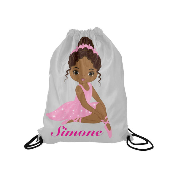 Personalized Ballet Bag, Tutu Ballet Bag, Flower Girl Gifts, Tutu Bag, Ballet Bag, Dance Bag, Personalized Girls Dance Bag, Gymnastics Bag