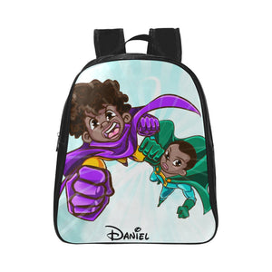 Personalized TODDLER BACKPACK for Boys, Children Backpack, Kids Backpack, Preschool Backpack, Monogrammed Backpack, Preschool Bag
