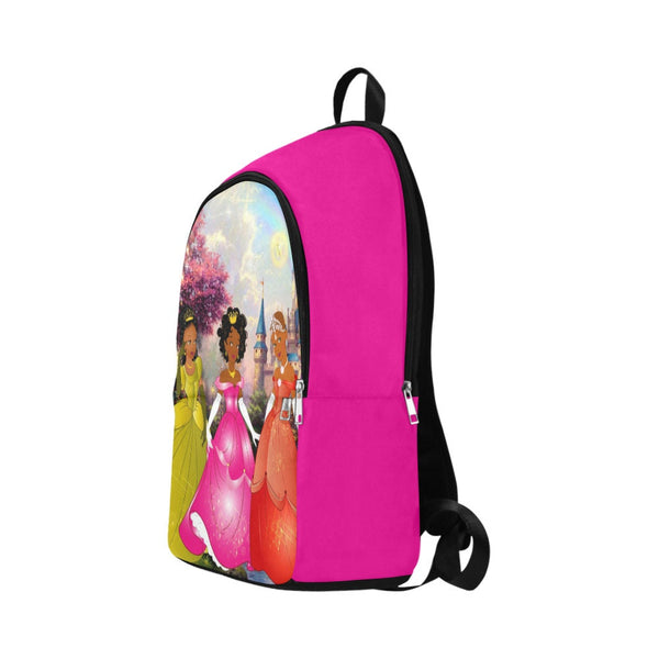 Personalized Name Backpack  Bookbag with ANY NAME- Girls Kids Children Pre School Toddler Rucksack Back To School Bag Backpack
