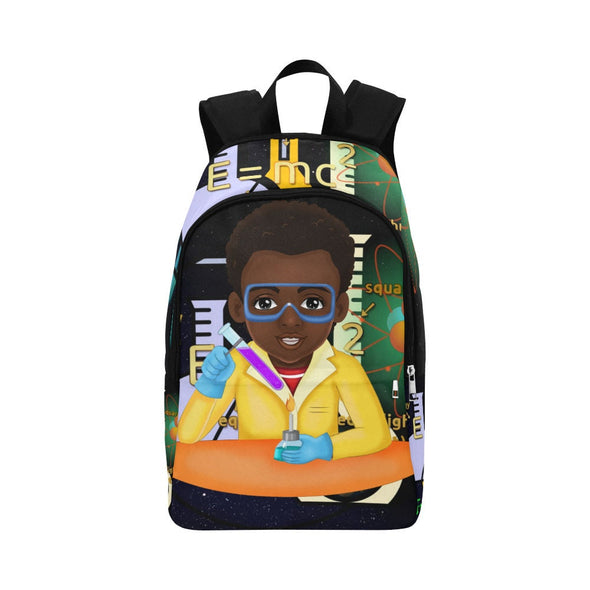 Personalized Preschool Backpack, Boy's Kid Book bag, Child Book Bag,First Grade  Black Brown Boy Backpack Kindergarten -2 Shades Available