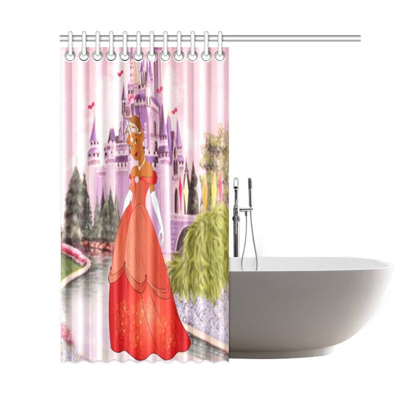 "Custom Shower Curtain 69""x70"""