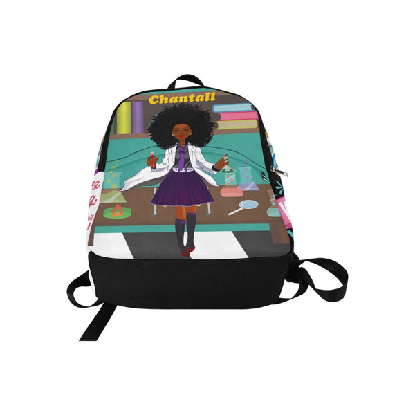 Black Girl In STEM SCIENCE BACKPACK