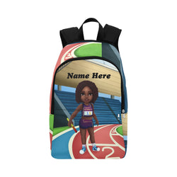 Personalized Back To School Girl's Backpack