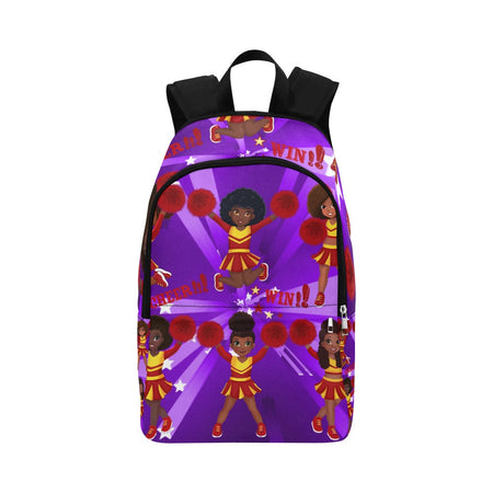 Black Boy Pilot School Backpack