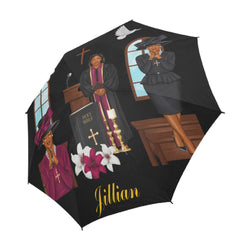 Christian Rain Umbrella