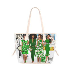 Iota Phi Lambda Sorority Tote Canvas Handbag