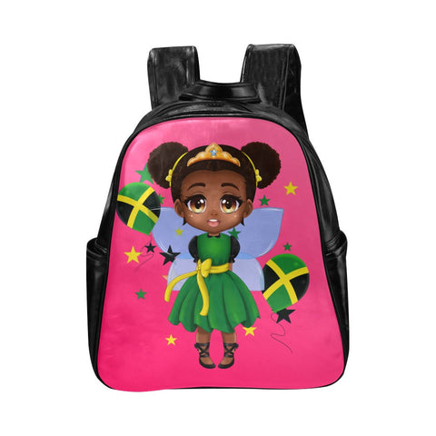 Little Girl Backpack Bags Back To School Bag- Girls Backpack -Children's Toddler Backpack- Kids Bag Backpack - School Bag- Sizes Med & Lg