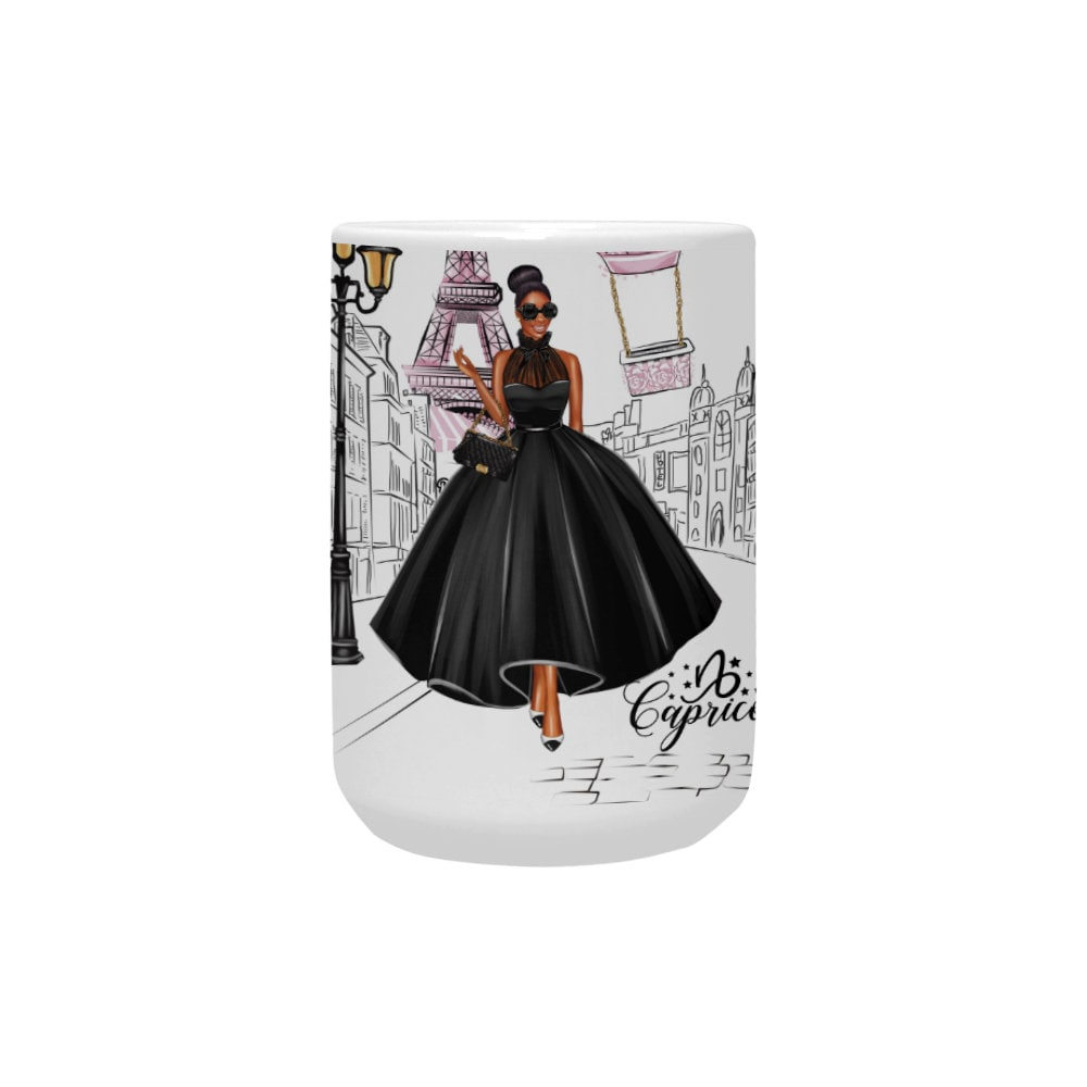 Black Girl Zodiac Coffee Cup/Mug