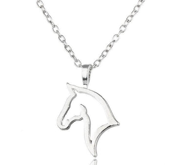 Horse Pendant Necklace - Giftolution