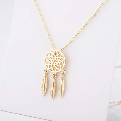 Dreamcatcher Charm Necklace - Giftolution