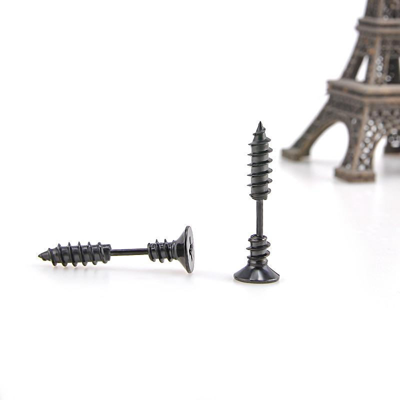Screw Stud Earrings - Giftolution