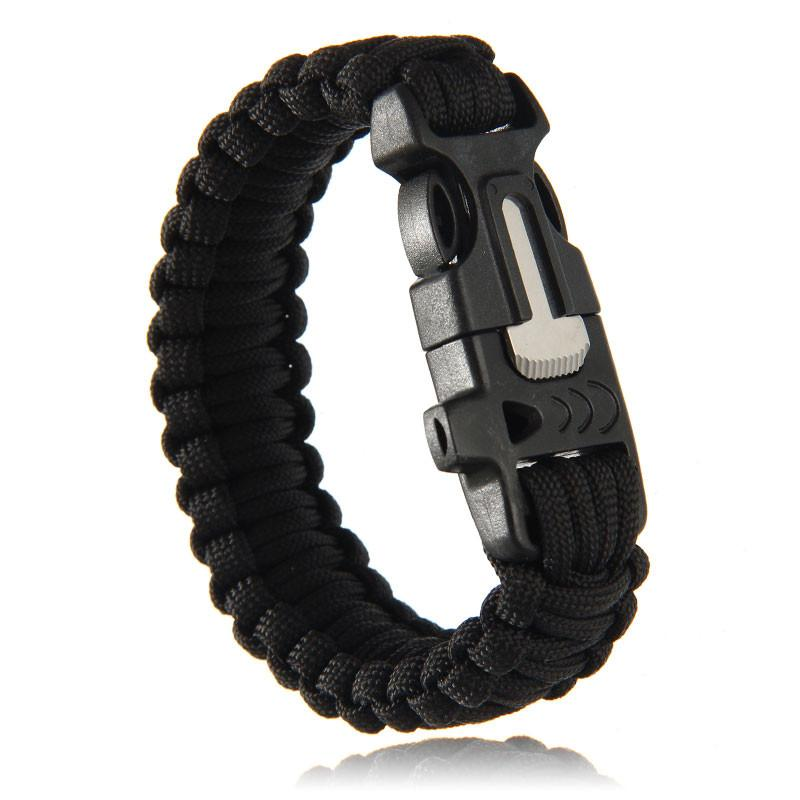 Outdoor Camping Survival Bracelet - Giftolution