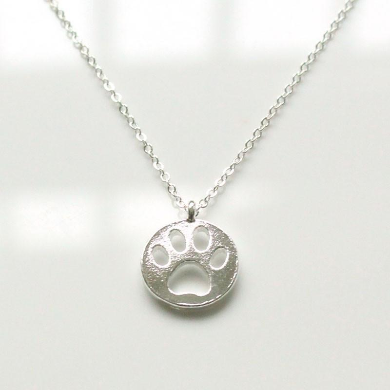 Pawprint Necklace - Giftolution