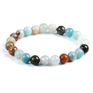 Assorted Natural Stone Bracelet