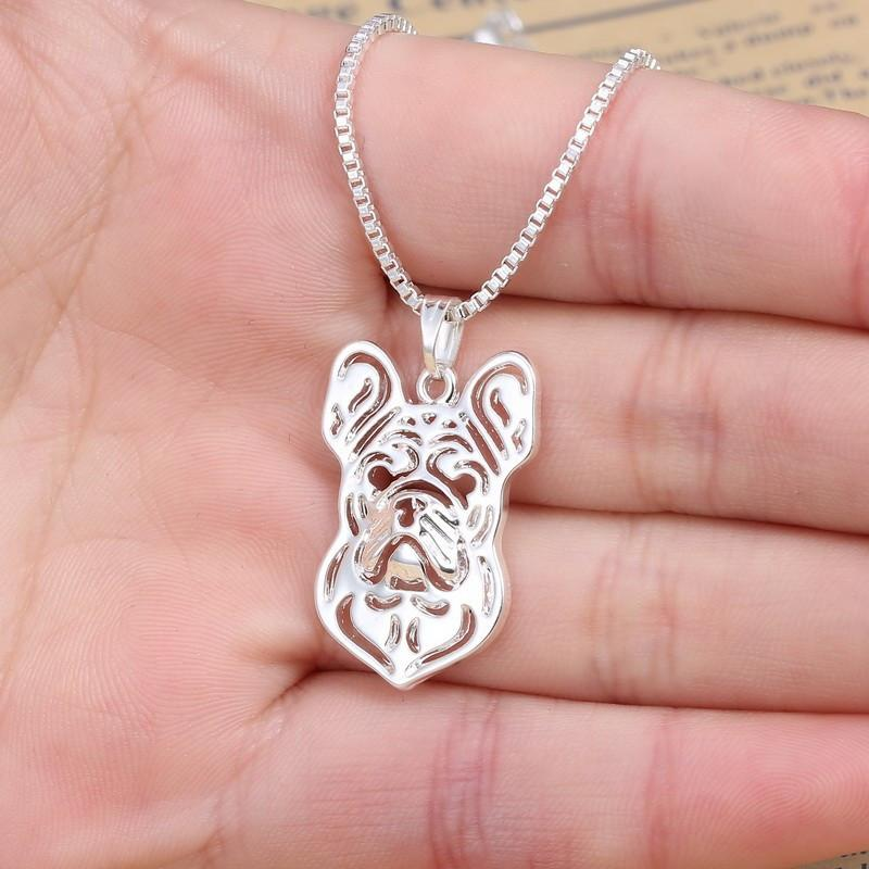 French Bulldog Pendant Necklace - Giftolution
