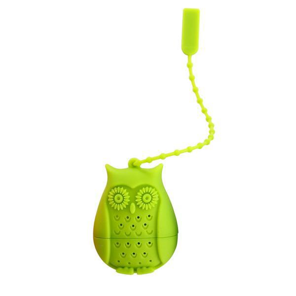Owl Silicone Tea Infuser - Giftolution