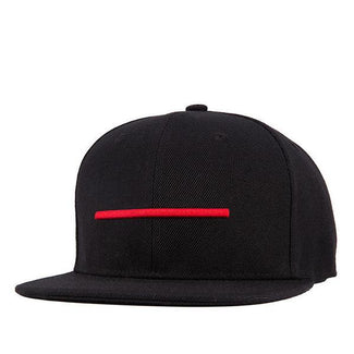 Thin Red Line Of Courage Snapback