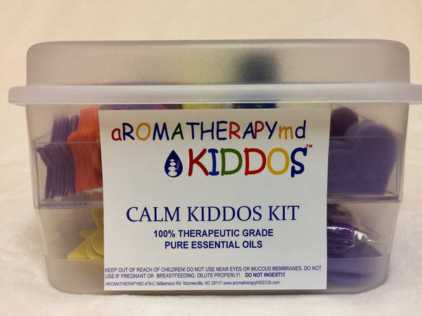Calm Kiddo Aromatherapy Kit - large