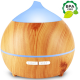 Essential Oil Aromatherapy Diffuser Mulcolor 250ml