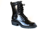 firefighter boot wildland leather vibram