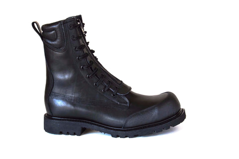 "FFB 401AC - 8"" Structural Toe Cap Firefighter Station/Duty Boots"